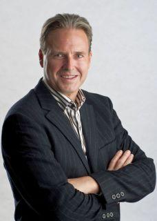 Der Erfinder, Autor, Unternehmer und Berater Christoph Klein aus Grossgmain in Österreich